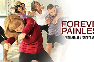 Forever Painless With Miranda Esmonde-White