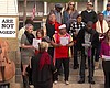 As City Leaders Are Sworn In, Homeless Choir Urges End To Ticketing...