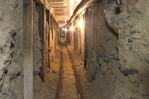 Mexico Finds 2 Border Tunnels Leading Into U.S.