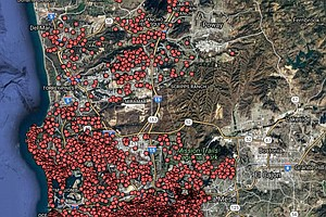 Mapping San Diego's Complaints: Bedbugs, Barking Dogs And...