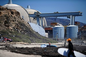 Photo for Safety Concerns Mount As Edison Awaits NRC's OK To Bury Radioactive Waste