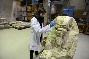 Egypt's Treasure Guardians