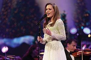 Christmas With The Mormon Tabernacle Choir Featuring Laura Osnes And Martin J...