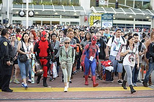 Photo for Mayor Faulconer: Comic-Con To Stay In San Diego Through 2021