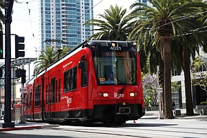 Property Owners, SANDAG Reach Settlement Over Trolley Parking