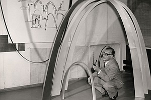 Photo for AMERICAN MASTERS: Eero Saarinen: The Architect Who Saw The Future