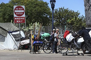 Disability Advocacy Group Questioning How San Diego's Overnight Parking Laws ...