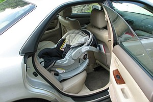 New California Law Requires Rear-Facing Car Seats For Children Under Age 2