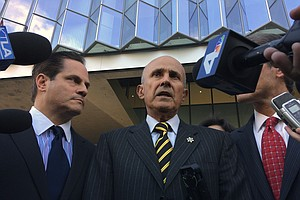 Ex-LA County Sheriff Touts Corruption Mistrial As Victory