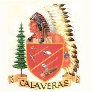 The Calaveras High School logo pictured in this undated image.