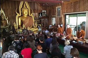 Buddhist Fraternity Gaining Pledges At San Diego State