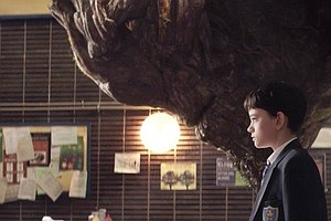 'A Monster Calls' On A Young Boy