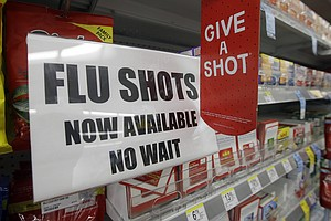 San Diego Health Officials Report Fifth Flu Fatality