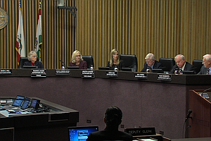 Despite Opposition, County Supervisors Vote To Increase T...