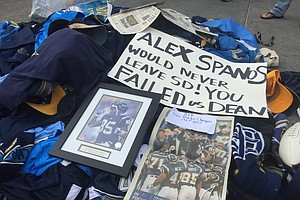 San Diego Sports Teams Woo Chargers Fans