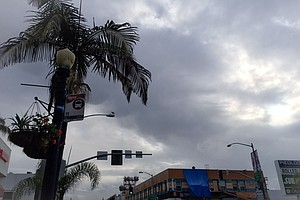 Photo for Moisture From Arizona Brings Flood Watch to San Diego Mountains, Deserts