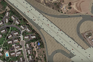 Construction To Begin On I-5 In Solana Beach