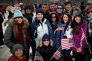 San Diego Students Head To Washington For Presidential Inauguration