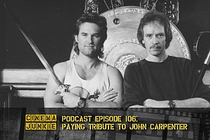 Podcast Episode 106: Paying Tribute To John Carpenter