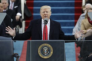 President Trump's Inaugural Address Annotated