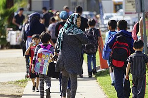 Early Study Results Show High Rates Of Anxiety Among Syrian Refugee Kids