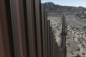 San Diego Unified On Board With Proposed Bill Targeting Border Wall Contractors