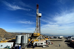 Advocates Question Southern California Gas Tapping Of Ali...