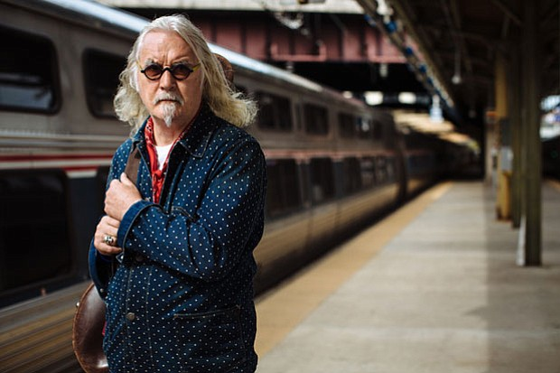 In the three-part series, BILLY CONNOLLY'S TRACKS ACROSS AMERICA, Scottish co...