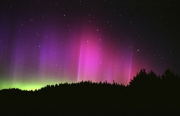 Aurora australis. Examine legends about the origins and meaning of the aurora...