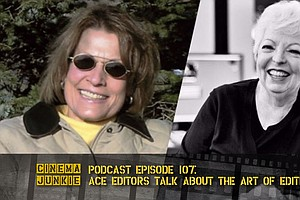 Podcast Episode 107: ACE Editors Discuss The Art Of Editing
