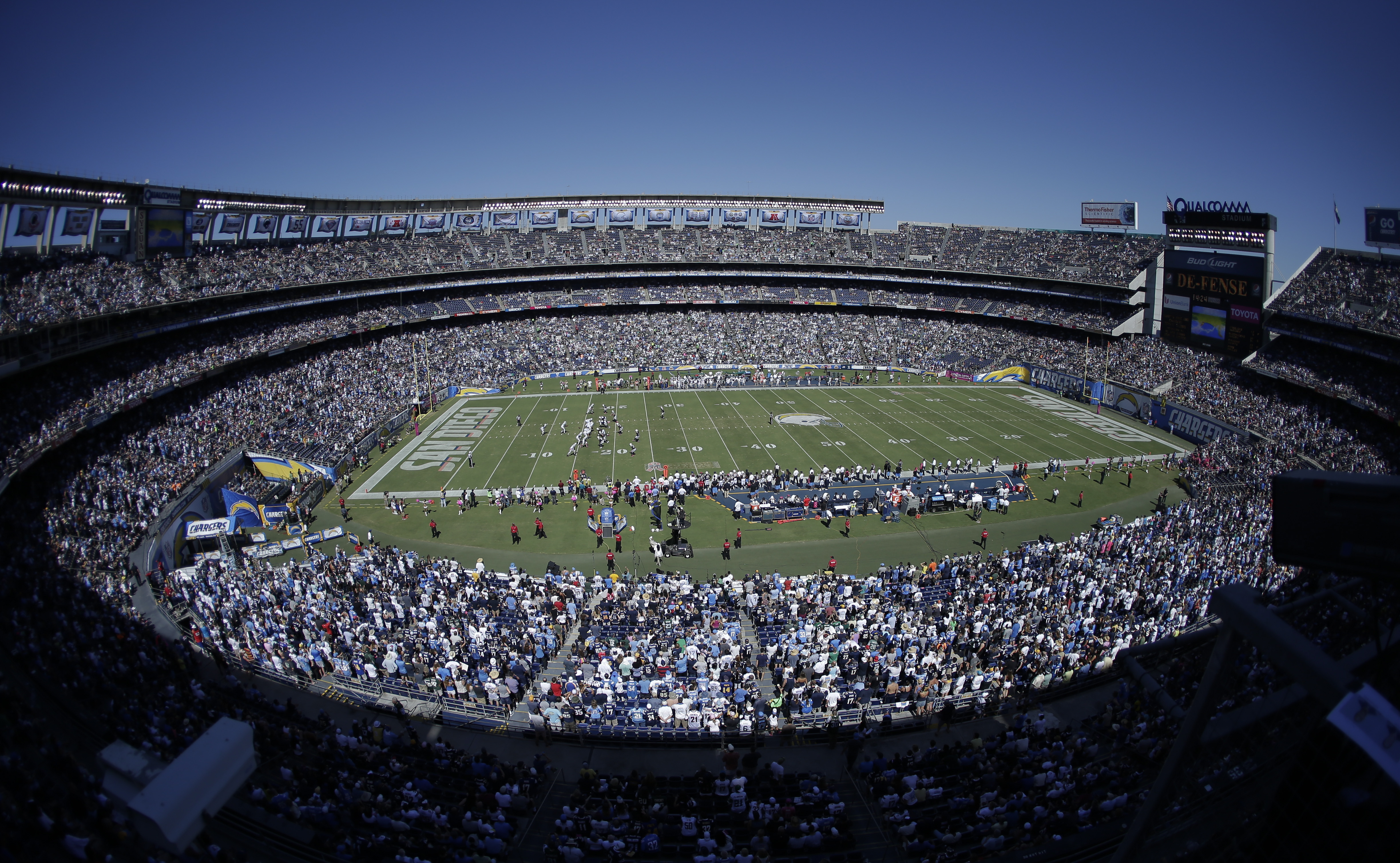 San Diego Taxpayer Group Wants Action Stadium Site