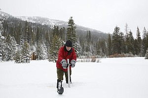 California At Heaviest Snowpack In 22 Years