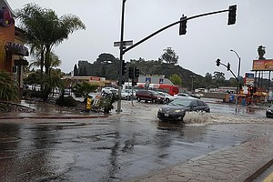 San Diego Mayor Declares State of Emergency in Aftermath of Storms