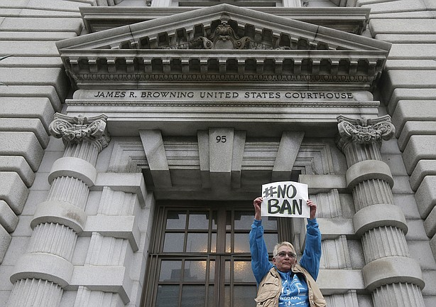 Trump Travel Ban Partly Reinstated; Fall Court Arguments Set
