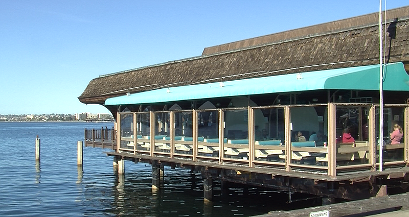 Anthony's Fish Grotto has served nearly 22 million people in its 70 years alo...