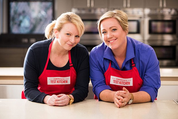 AMERICA'S TEST KITCHEN FROM COOK'S ILLUSTRATED launches Season 17 with new ho...
