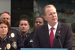 Crime Rate In San Diego Drops To Lowest In Decades