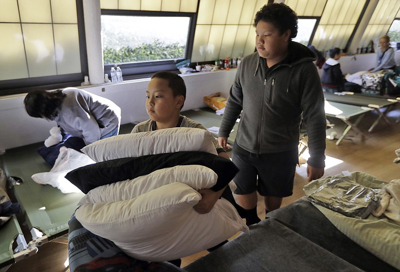 Fears Remain After Evacuation Lifted For 200K Californians Living