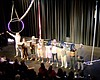 Lead photo Circus Collective Of San Diego Takes 'Specific Gravity' National