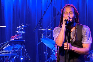 LIVE AT THE BELLY UP: Ziggy Marley