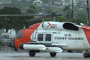 As San Diego Named Coast Guard City, Rep. Duncan Hunter A No Show