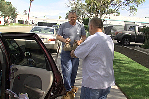 San Diego Seniors Living On Fixed Incomes Hit By Rising R...