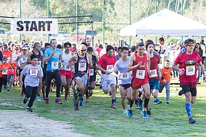 City Heights Youth Running Group Sets Personal Record Wit...