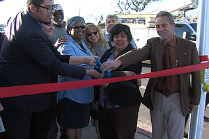Intersection In Southeastern San Diego Finally Gets Cross...