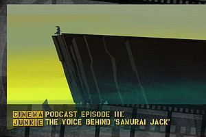Podcast Episode 111: The Voice Behind 'Samurai Jack'
