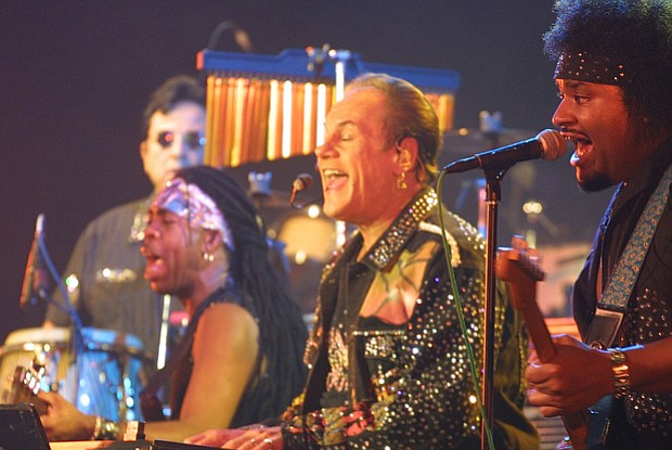 KC and the Sunshine Band host a historic reunion of the superstars of the 197...