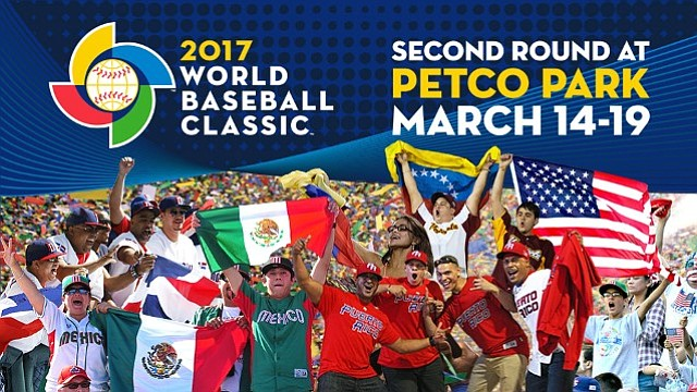 World Baseball Classic Comes To Petco Park