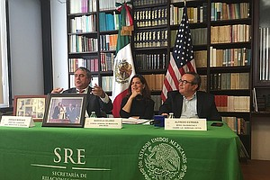 Mexican Citizenship Applications Rise In San Diego Amid T...