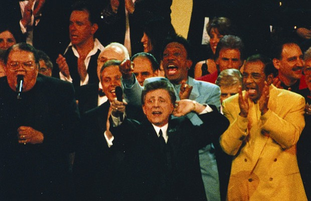 Host Frankie Valli and all the performers in this once-in-a-lifetime concert.
