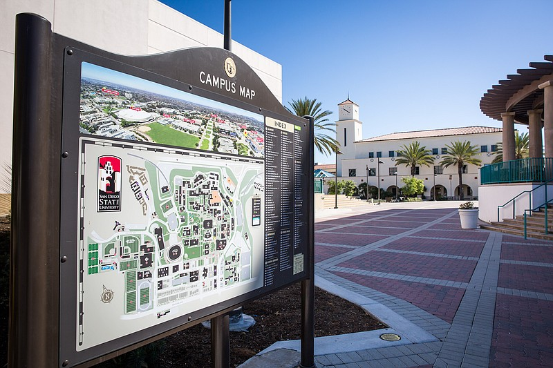 State Filings Seem To Contradict SDSU West Pitch That The University ...